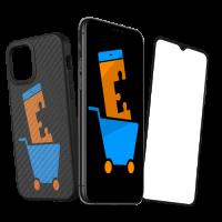 Packs téléphones + chargeurs/écouteurs, packs accessoires